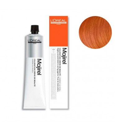 L'Oréal professionnel Majirouge Rubilane 50ml 7.45 Coloration rouge intense - 1