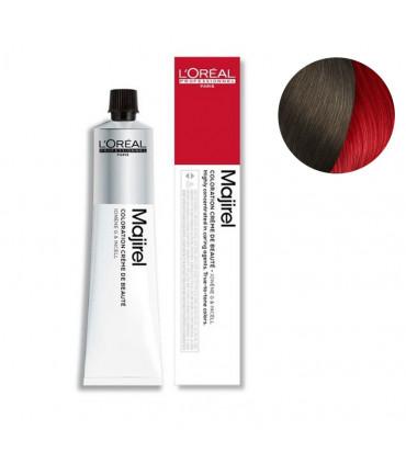L'Oréal professionnel Majicontrast Absolu 50ml Rouge Gekleurde highlights voor brunettes - 1