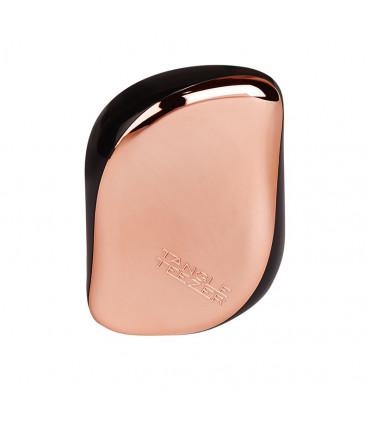 Tangle Teezer Tangle Teezer Compact Styler Rose Gold Black 1