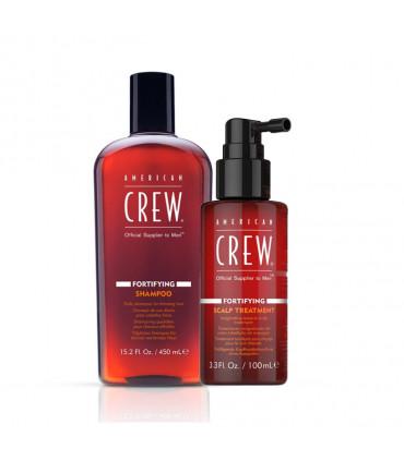 Duo Fortifying Shampoo & Scalp Treatment