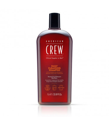 American Crew Daily Cleansing Shampoo 1000ml Shampooing quotidien - 1