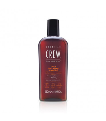 American Crew Daily Cleansing Shampoo 250ml Shampooing nettoyant quotidien - 1