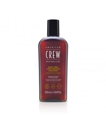 American Crew Daily Deep Moisturising Shampoo 250ml Shampooing hydratant profond quotidien - 1