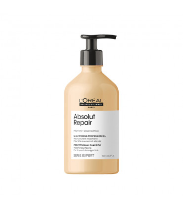 L'Oréal professionnel Série Expert Absolut Repair Shampoo 500ml Herstellende shampoo - 1