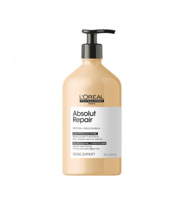 L'Oréal professionnel Série Expert Absolut Repair Soin 750ml Soin restructurant pour cheveux abîmés - 1