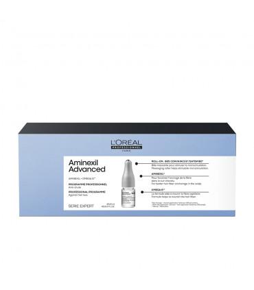 L'Oréal professionnel Série Expert Aminexil Advanced 42X6ml Anti-haaruitval voeding Aminexil - 1