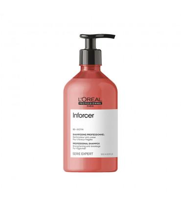 L'Oréal professionnel Série Expert Inforcer Shampooing 500ml Shampooing renforçateur anti-casse - 1