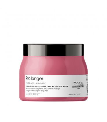 L'Oréal professionnel Série Expert Pro Longer Masker 500ml  Lengten-vernieuwende masker - 1