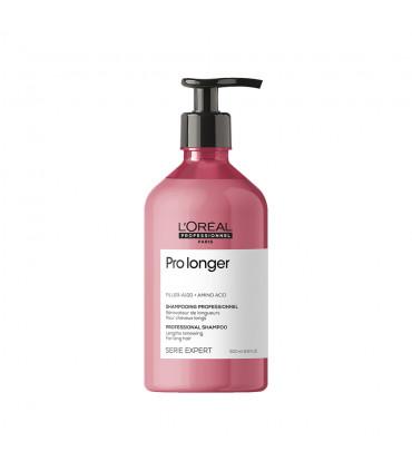 L'Oréal professionnel Série Expert Pro Longer Shampooing 500ml Shampoing rénovateur de longueurs - 1