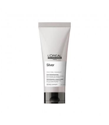 L'Oréal professionnel Série Expert Silver Soin 200ml Soin enrichi de céramides et d'huile de babassu - 1