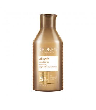 Redken All Soft Conditioner 300ml Après-shampooing nourissant - 1