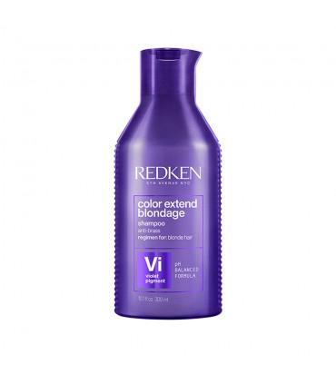 Redken Color Extend Blondage Shampoo 300ml Shampoo die gele tonen neutraliseert - 1