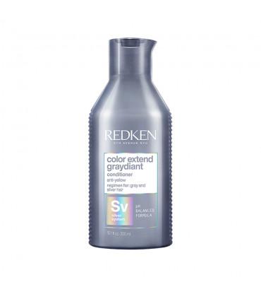 Redken Color Extend Graydiant Conditioner 300ml Après-shampooing argent éclat et nutrition pour cheveux gris et blancs - 1