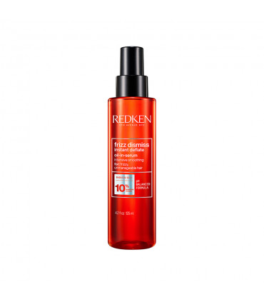 Redken Frizz Dismiss Instant Deflate Oil Sérum 125ml Ultralichte afwerking haarlak - 1