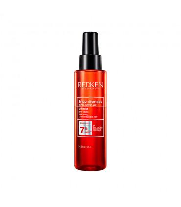 Redken Frizz Dismiss Anti-Static Oil in Spray 125ml Onmiddellijke ontladingsserumolie - 1