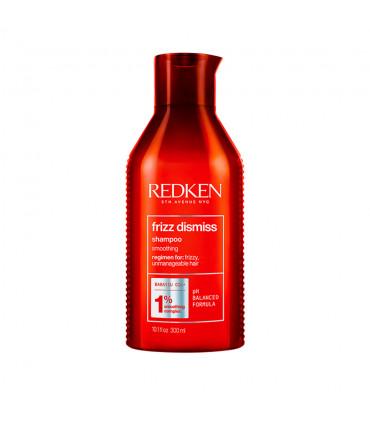 Redken Frizz Dismiss Shampoo 300ml Gladmakende Shampoo voor Onhandelbaar en Pluizig Haar - 1