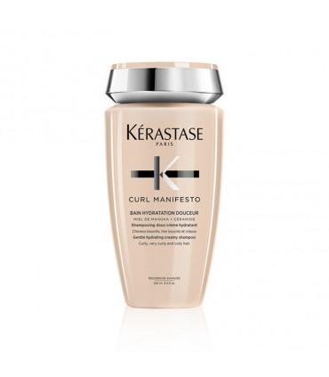 Kérastase Curl Manifesto Bain Hydratation Douceur 250ml Shampooing crémeux doux et hydratant - 1