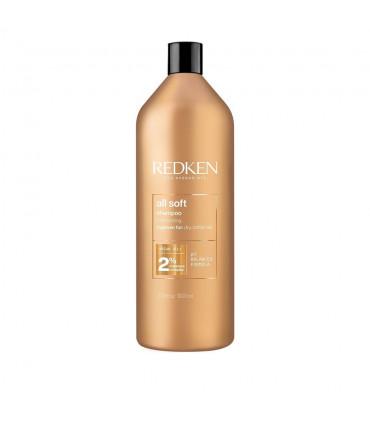 Redken All Soft Shampooing 10a00ml Shampoing pour cheveux secs et fragilisés à l'huile d'argan - 1