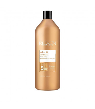 Redken All Soft Soin 1000ml Après-shampooing nourissant - 1