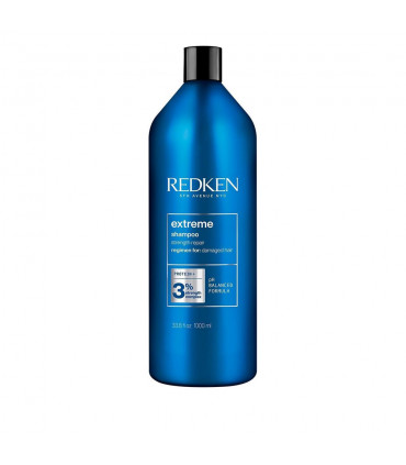 Redken Extreme Shampooing 1000ml Shampooing fortifiant nettoyant - 1