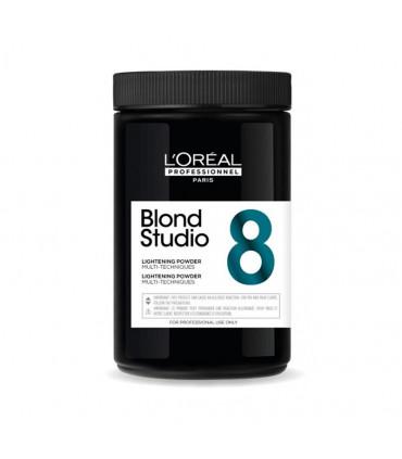 Blond Studio Multi Techniques Powder 8 500gr
