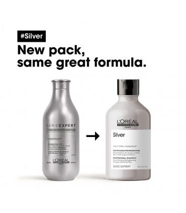 Série Expert Silver Shampooing 300ml
