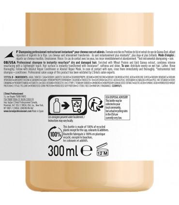 Série Expert Absolut Repair Lipidium Shampooing 300ml