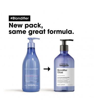 Serie Expert Blondifier Shampoo Gloss 500ml