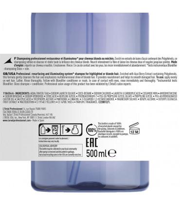 Série Expert Blondifier Shampooing Gloss 500ml