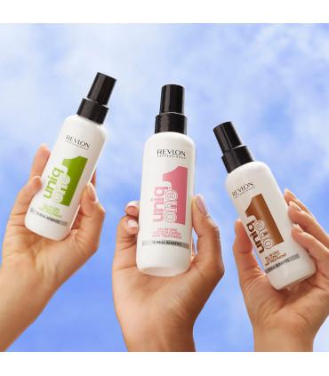 Revlon Professional Uniq One Hair Treatment Green Tea 150ml Soin sans rinçage au thé vert - 2