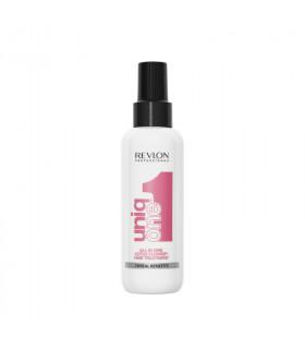 Revlon Professional Uniq One Hair Treatment Lotus 150ml Soin sans rinçage au lotus - 1