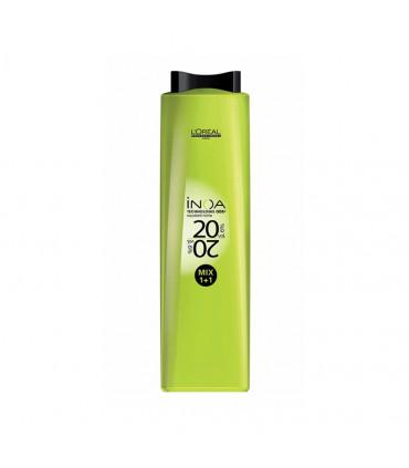 L'Oréal professionnel Inoa Oxydant Riche 1L 20 Vol AmmoniakvrijWaterstofoxidant  - 1