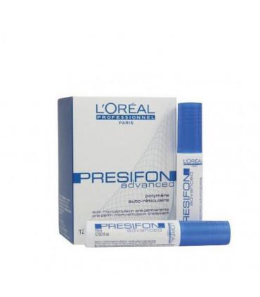 L'Oréal professionnel Soin Optimiseur Presifon Advanced 12X15ml Soin sans rinçage pour cheveux colorés - 1