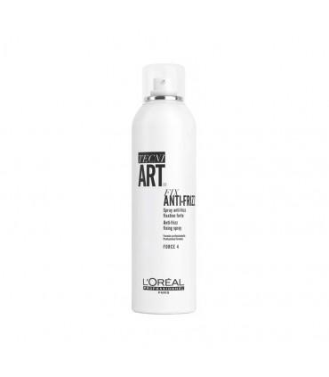 L'Oréal Professionnel Tecni Art19 Fix Anti Frizz 250ml 1 Spray de fixation forte anti-frizz