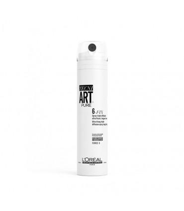 L'Oréal professionnel Tecni Art19 6-Fix 250ml Fixatiespray - 1