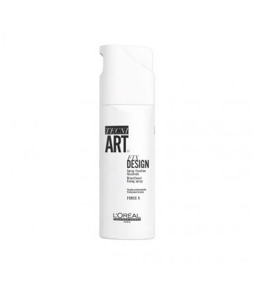 L'Oréal professionnel Tecni Art19 Fix Design 200ml Spray voor lokale fixatie - 1