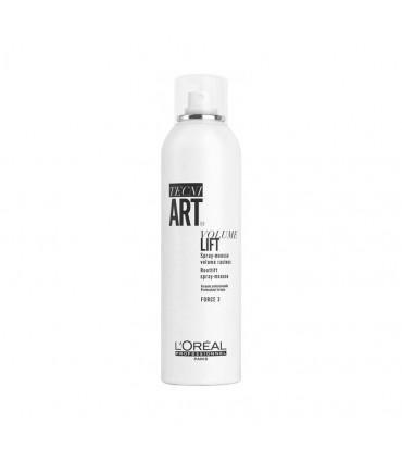 L'Oréal professionnel Tecni Art Volume Lift 250ml Spray mousse voor volume aan de haaraanzet - 1