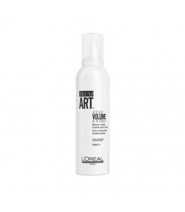 L'Oréal professionnel Tecni Art19 Full Vol Extra 250ml Mousse volume fixation extra forte - 1