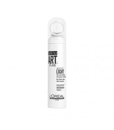L'Oréal professionnel Tecni Art19 Ring Light Pure 150ml Microverspreidende hoogglans spray - 1