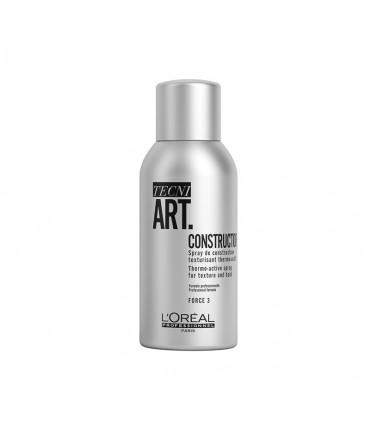 L'Oréal professionnel Tecni Art19 Constructor 150ml Spray de construction texturisant thermo-actif - 1