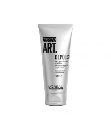 L'Oréal professionnel Tecni Art19 Depolish 100ml Pâte de fixation déstructurante - 1