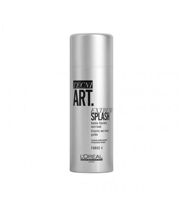 L'Oréal professionnel Tecni Art19 Extreme Splash 150ml Flexiebele gelée voor een wetlook - 1