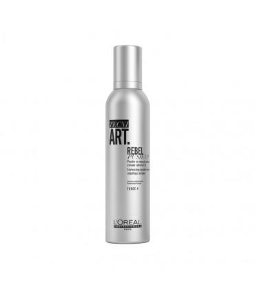 L'Oréal professionnel Tecni Art19 Rebel Push-Up 250ml Poudre en mousse texturisante, volume rebelle XXL - 1