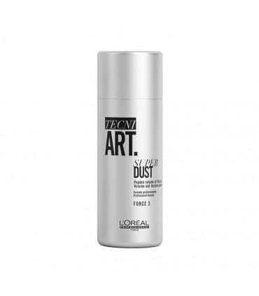 L'Oréal professionnel Tecni Art19 Super Dust 7g Poeder voor volume en fixatie - 1