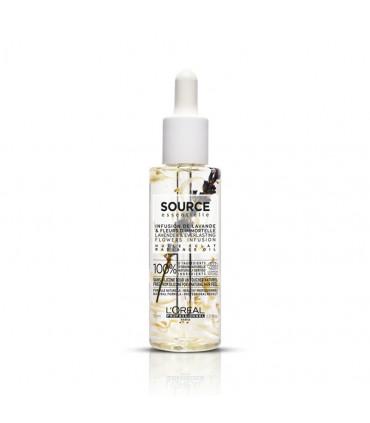 L'Oréal professionnel Source Essentielle Huile Eclat 70ml Vegan formule met 1% ingredienten van natuurlijke oorsprong voor gekle