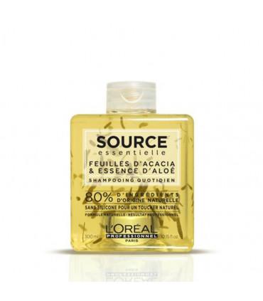 L'Oréal professionnel Source Essentielle Daily Shampoo 300ml Shampoo voor normaal haar - 1