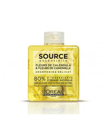 L'Oréal professionnel Source Essentielle Shampooing Délicat 300ml Shampooing délicat pour cheveux sensibles - 1