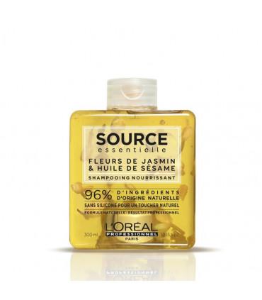 L'Oréal professionnel Source Essentielle Shampooing Nourrissant 300ml Shampooing nourissant - 1