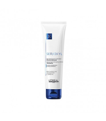 L'Oréal professionnel Serioxyl Soin 150ml Après-shampooing épaississant et démêlant pour cheveux clairsemés.  - 1