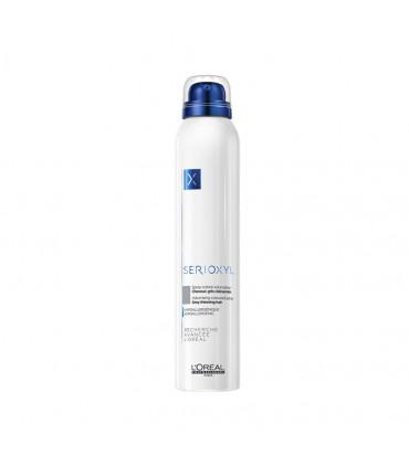 L'Oréal professionnel Serioxyl Spray gris 200ml Spray coloré volumisateur et disciplinant pour cheveux clairsemés. - 1
